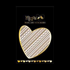 Magpie Nail Art Sticker